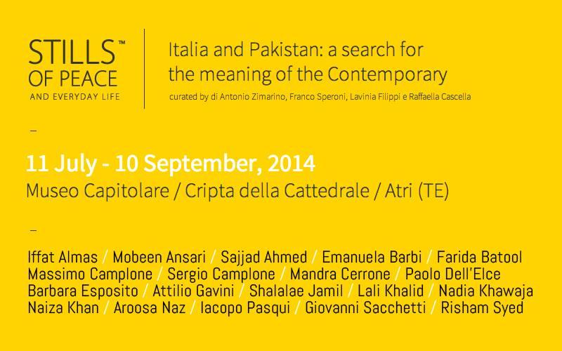 Still of peace: Italia e Pakistan