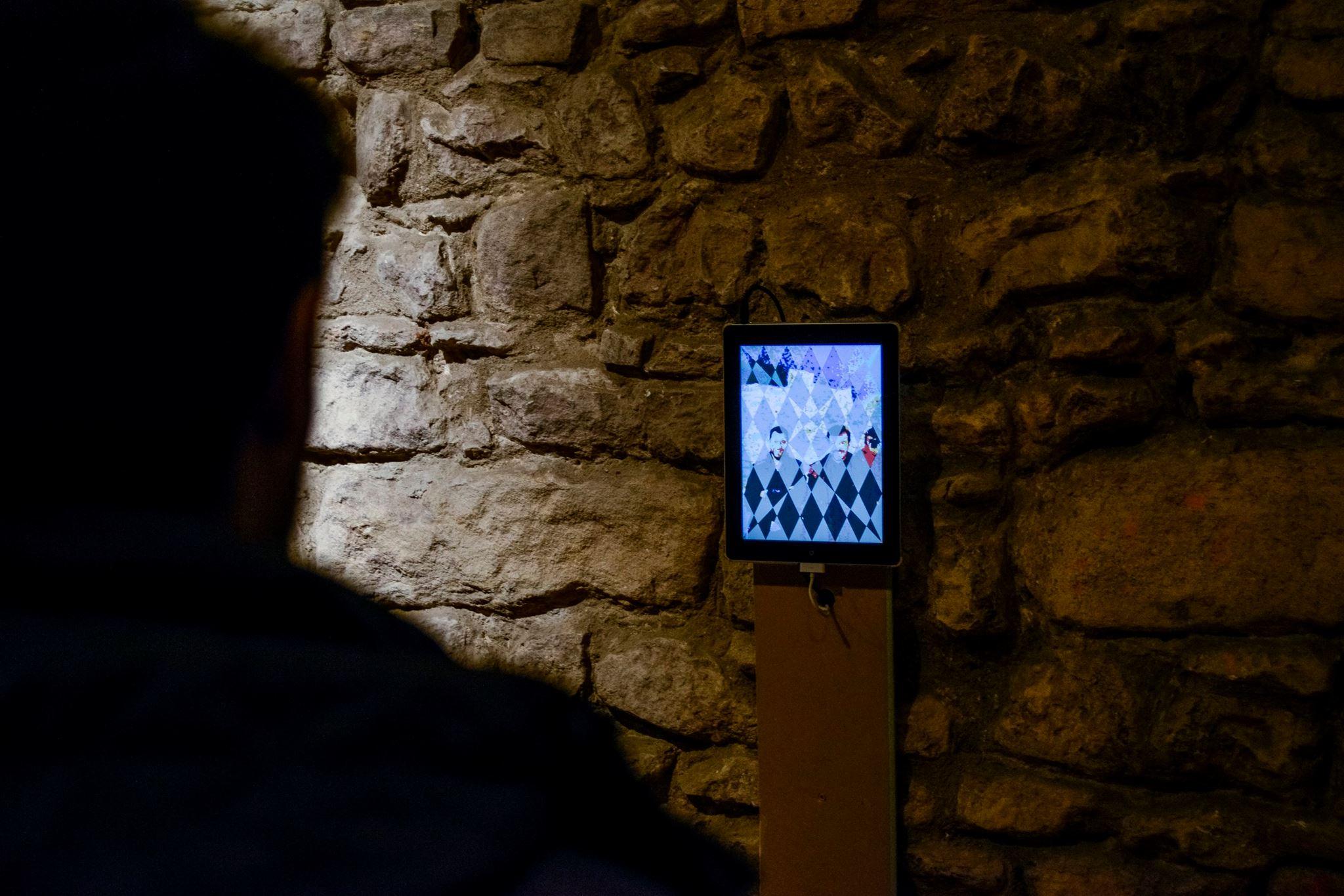 L'interazione dello spettatore con l'opera di Vincenzo Marsiglia