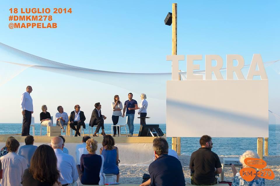 Demanio Marittimo.Km-278 edizione 2014 Foto © Mappelab